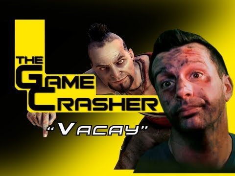 Game Crasher Ep1 FarCry 3 Vacay |