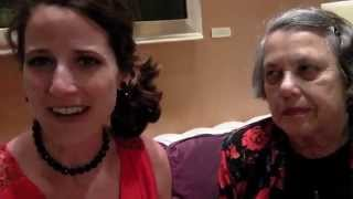 ROSE COMPASS- COLLEEN CAUL+MARY WEISS- PBIFF