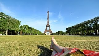 Book Trailer for How To Climb The Eiffel Tower