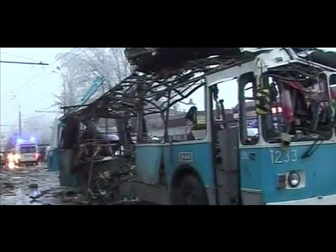 Volgograd Blasts: Bus Explosion Hits Russian City