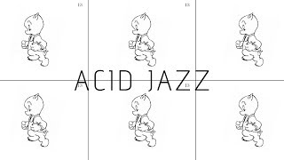 new acid jazz mix 2019