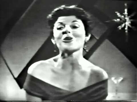 Felicia Sanders--Something Cool, Rare TV Performance