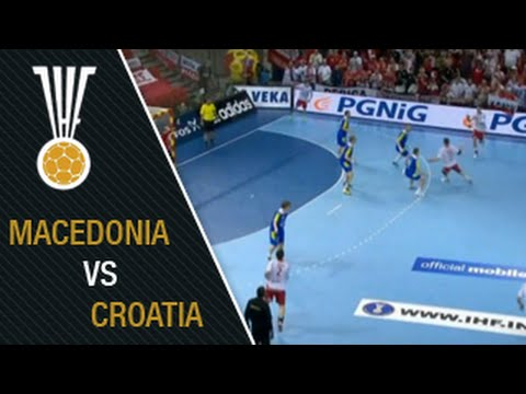 Macedonia - Croatia Highlights