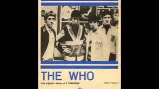 The Who   Happy Jack + lyrics
