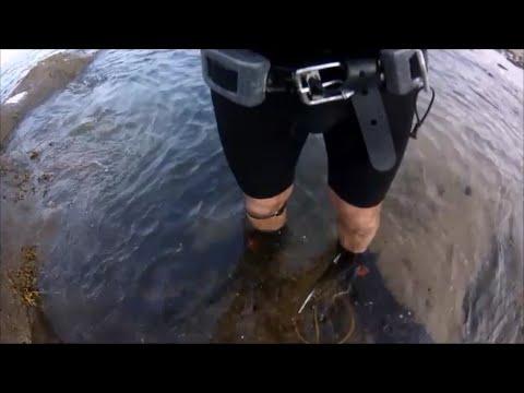2014 09 05 Vidéo PNJ AEE SD23 Plongée apnée Plage La Mare ST CAST LE GUILDO