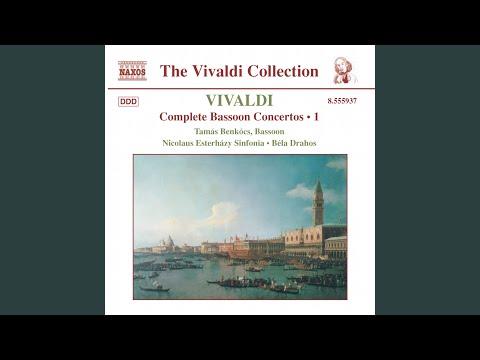 Bassoon Concerto in G Major, RV 493: III. Allegro