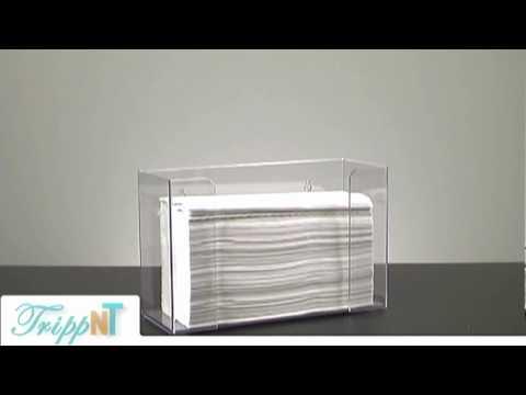 TrippNT Tri-Fold Paper Towel Holder