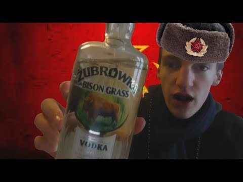 Żubrówka Bison Grass Vodka Review
