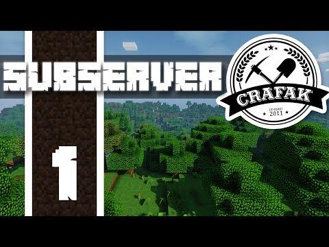 Crafákův Subserver #1 - Země zaslíbená