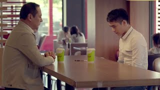 Mc Donald's GAY COMING OUT TV Commercial