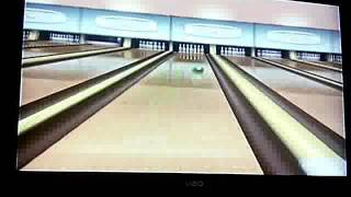 How to change the color of your bowling ball on wii sports bowling