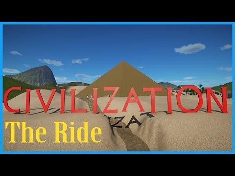 Civilization: The Ride! Coaster Spotlight 398   Contest Entry #PlanetCoaster