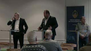 Sjóvinnuforum 2020 - Panelkjak