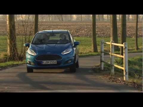 New Ford Fiesta 2013 non commercial video