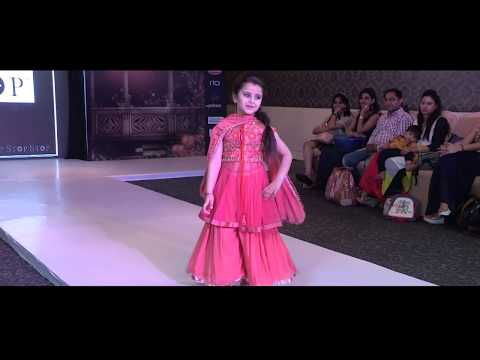 INDIA KIDS FASHION FEST | KIDS RAMP WALK