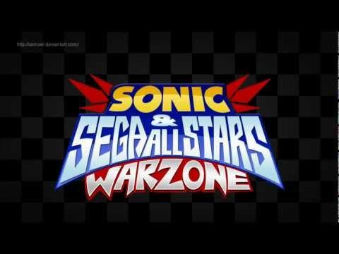 SONIC & SEGA ALL STARS WARZONE