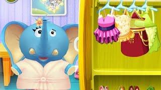 Dr  Panda's Home Part 2 - Best iPad app demo for kids - Ellie