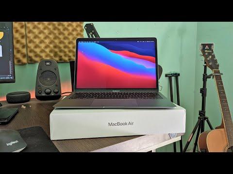 Macbook Air M1 Unboxing U0026 Setup [Bangla]