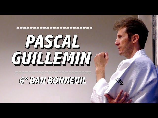 Pascal Guillemin 6 dan aikido dojo Pascal Norbelly  11 avril 2018