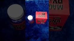 Warna Kapsul Magna RX Plus +® yang Asli dan Palsu