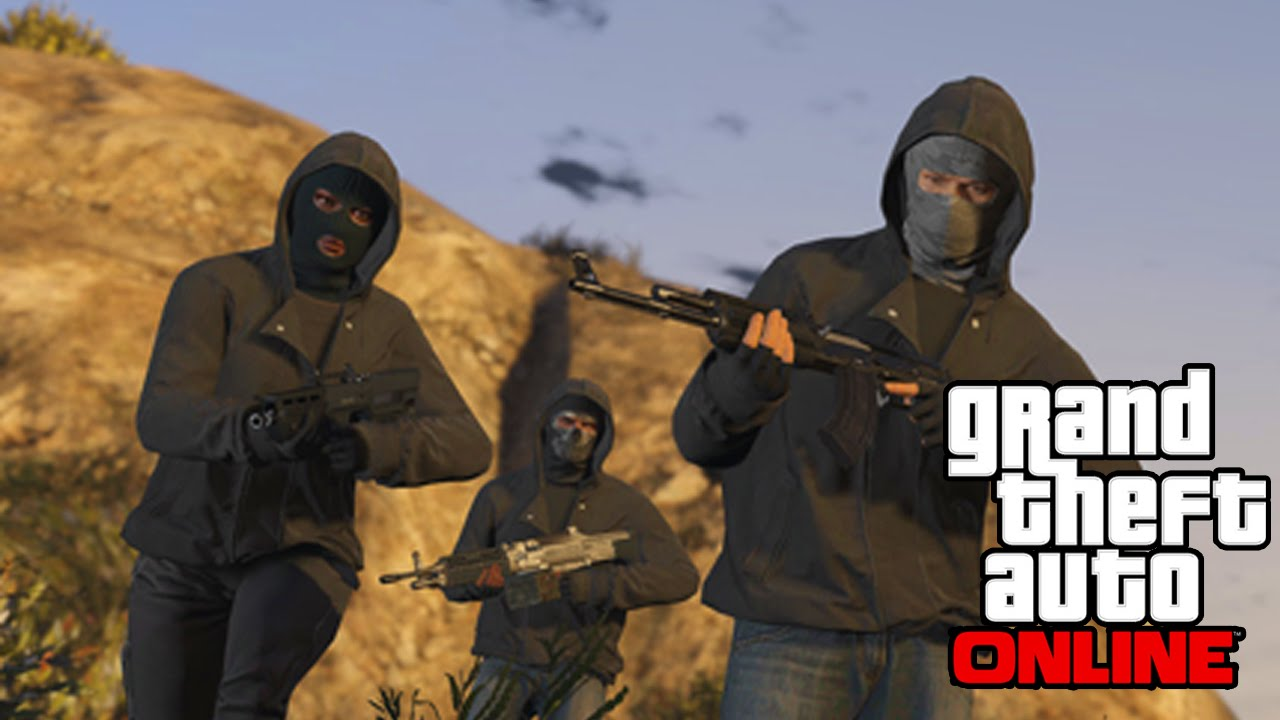 Gta v online heist release date in Perth