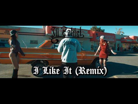 ILL ZakieL - I Like It Remix (Official Music Video)