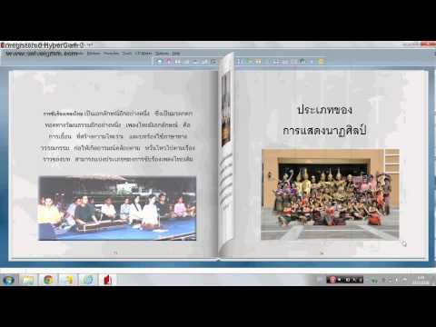 นาฏศิลป์ไทยเบื้องต้น