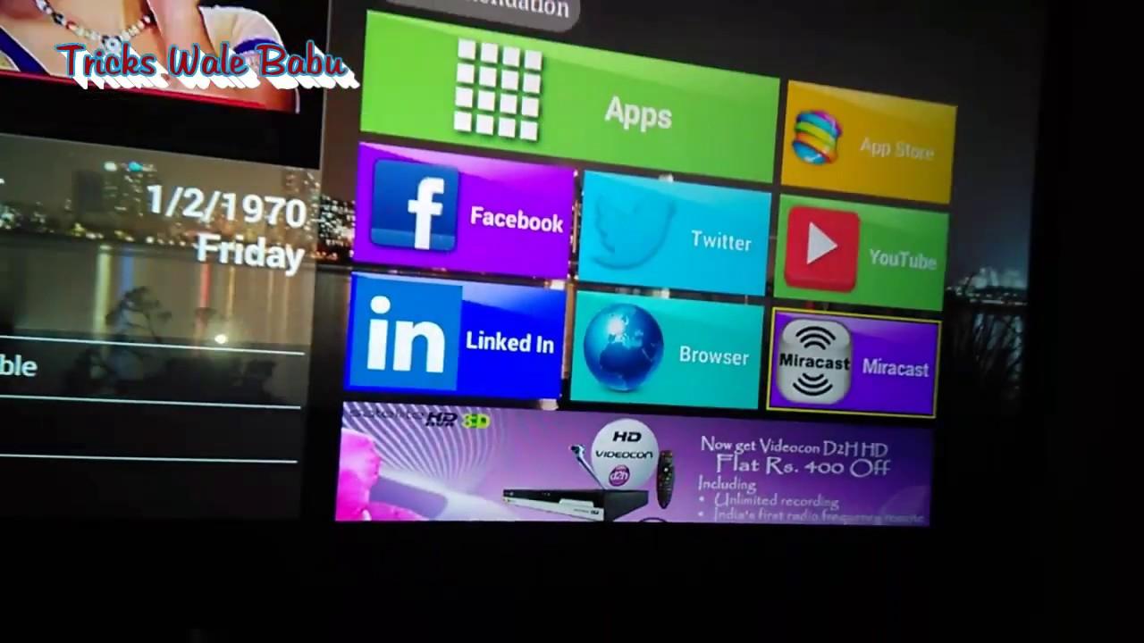 videocon ddb smart tv 40 inch full review hindi youtube rh youtube com videocon challenger tv user manual Videocon LCD