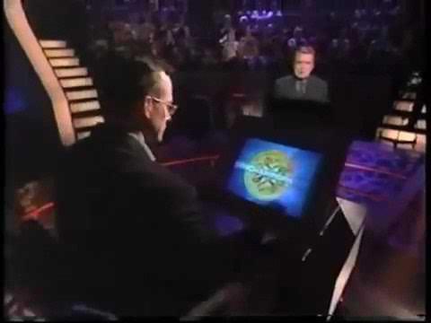 John Carpenter trở lại thi Ai là triệu phú(Phần 3)
