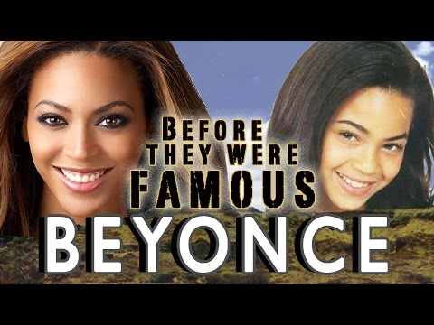 BEYONCE - Before They Were Famous
