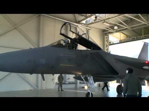 LITHUANIA!  F-15C Pilots Scramble During Training Exercise at Siauliai, Lithuania!