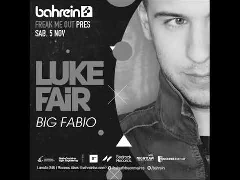 Luke Fair @ Freak Me Out   Bahrein, Buenos Aires   Nov 5, 2016   Part 2