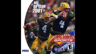 DREAMCAST NTSC GAMES: NFL Quarterback Club 2001