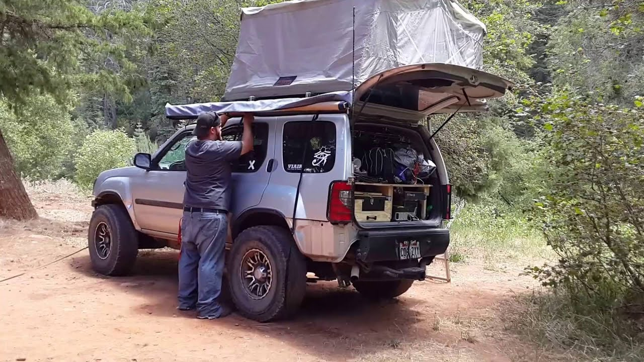 Overland Off Road Arb Awning Youtube