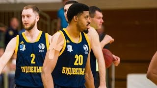 DJ Stephens' Season-High 25pts Highlights From Third Game of Ukrainian Finals