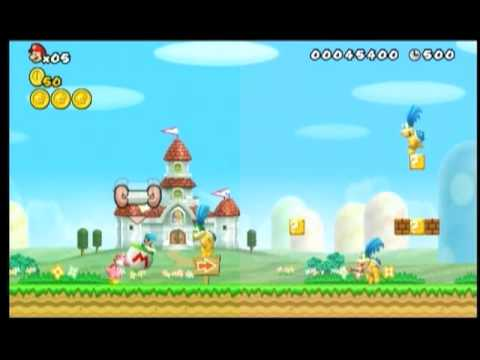 New <b>Super Mario Bros</b>. Wii <b>Codes</b> - YouTube
