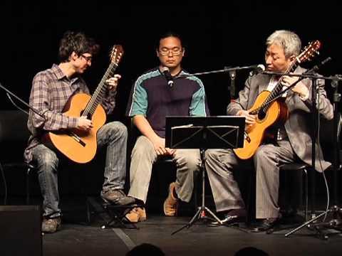FIV - Festival Internacional de Violão: Masterclass com Shin-ichi Fukuda