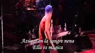 Red Hot Chili Peppers - Blood sugar sex magik subtitulado en español