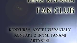 Promocja Oficjalnego Fan Clbu Lidii Kopanii:)