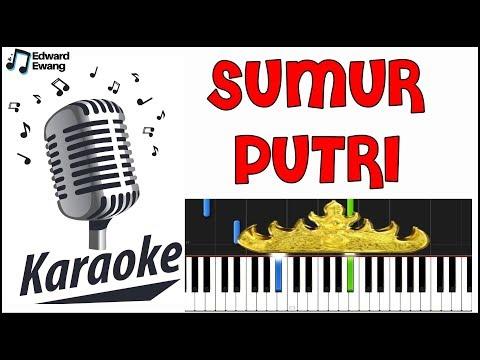 Sumur Putri Tanpa Vokal! Karaoke Not Angka