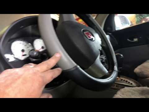 2005 Saturn Vue Airbag Replacement