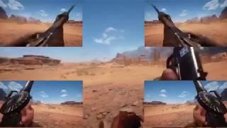 Музыка из выстрелов в BATTLEFIELD 1 (VaMpIrGaMe