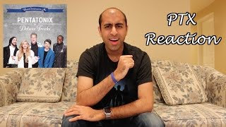 """Pentatonix Reaction Video: """"That's Christmas To Me: Deluxe Edition"""""""
