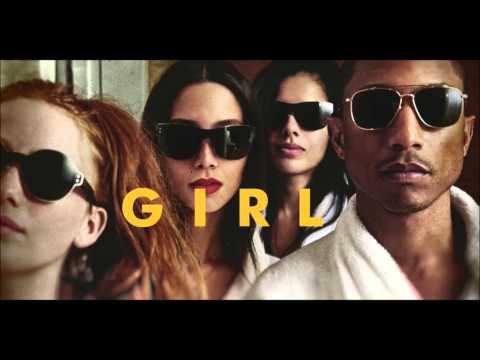 Pharrell Williams - Gust Of Wind ( GIRL Album Official Music Video)