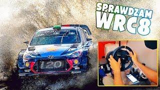 JEDNA Z LEPSZYCH RAJDÓWEK W JAKIE ZAGRASZ - WRC 8