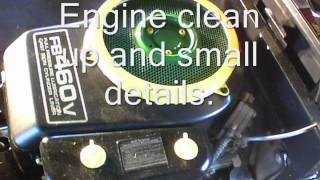 John Deere 165 Hydro Restoration