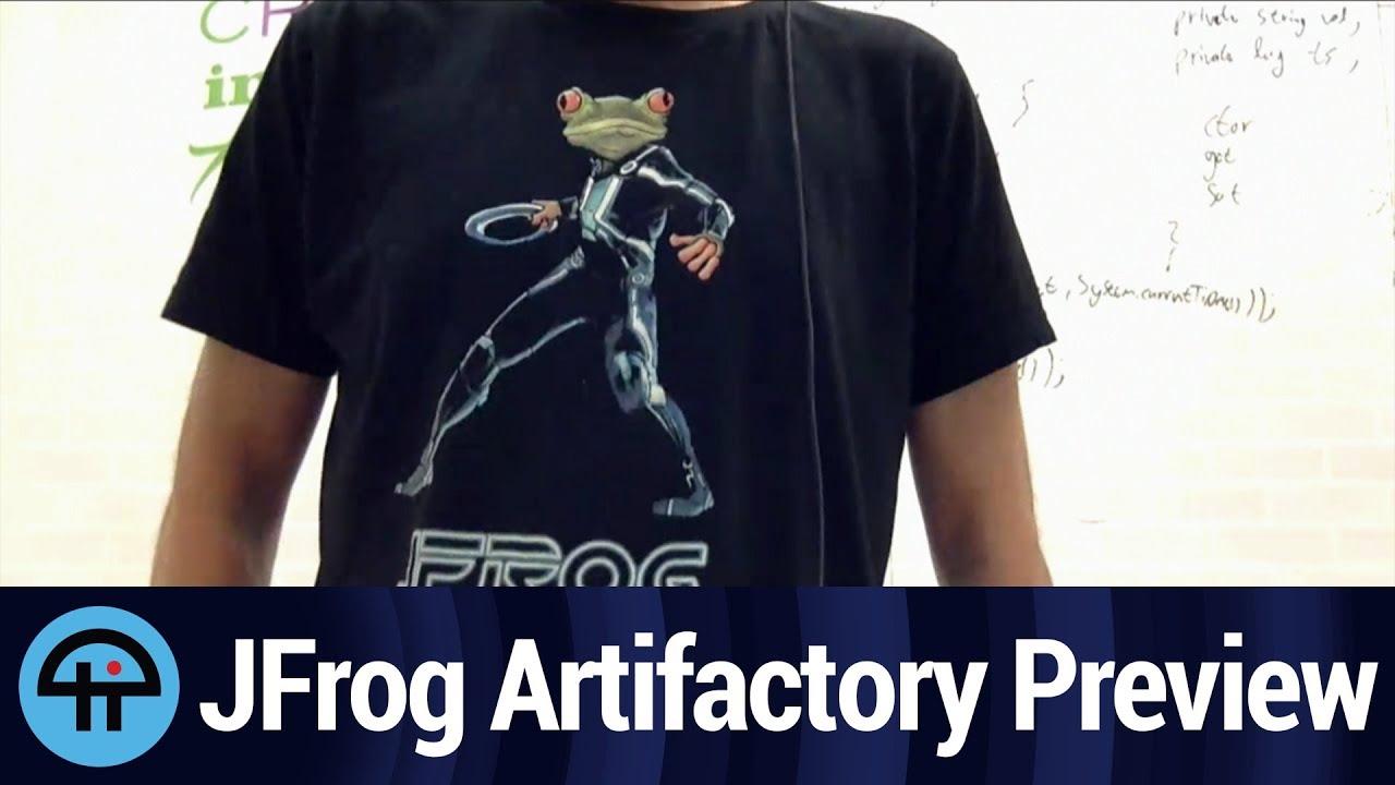 JFrog Artifactory Introduction