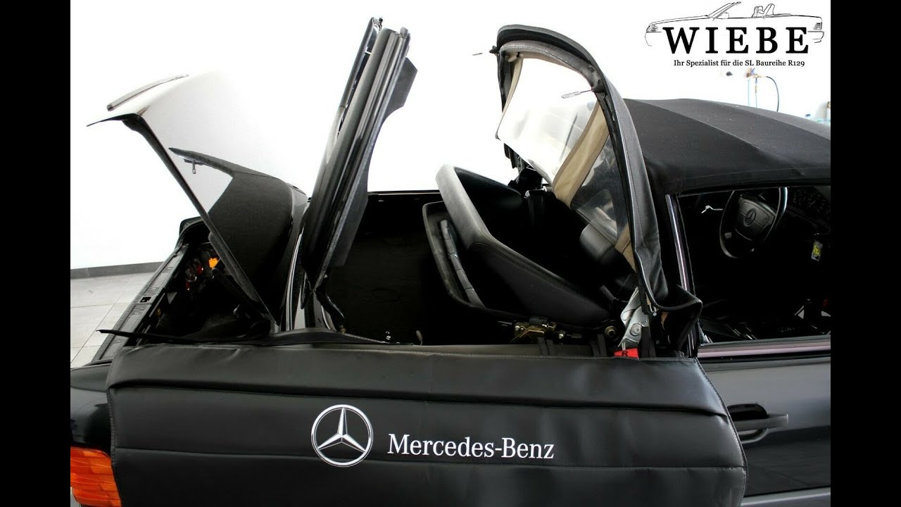 Mercedes Benz Sl320 Amg Style R129 Hd Video Doovi