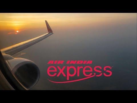 Air India Express B737-800   Trivandrum - Kochi   Flight Report   IX543