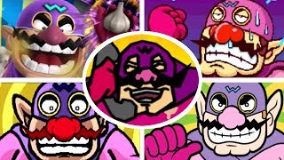 All Wario-Man Appearances in WarioWare Games (2004-2018)